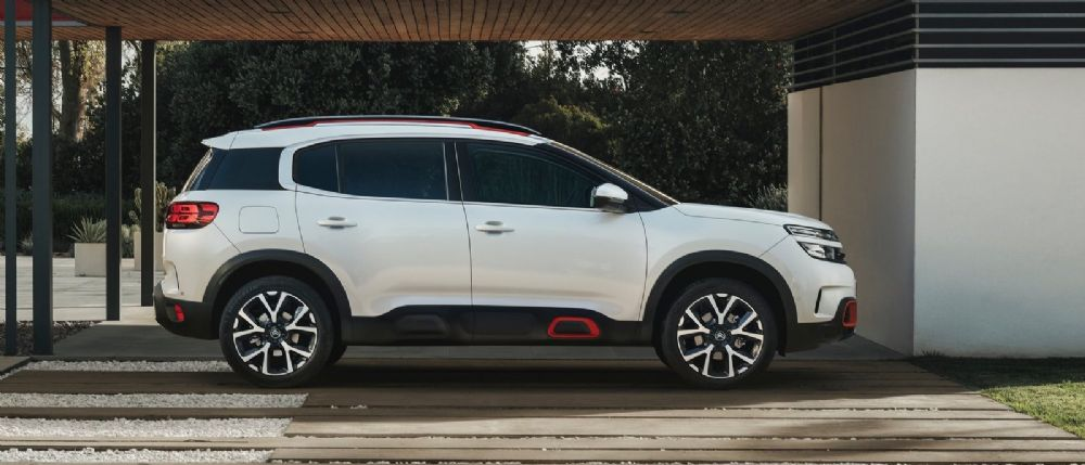 All New Citroen C5 Aircross SUV is revealed!