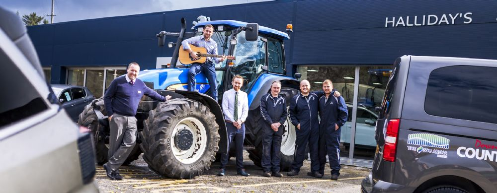 Halliday's announce Farmers Bash 2018 Partnership