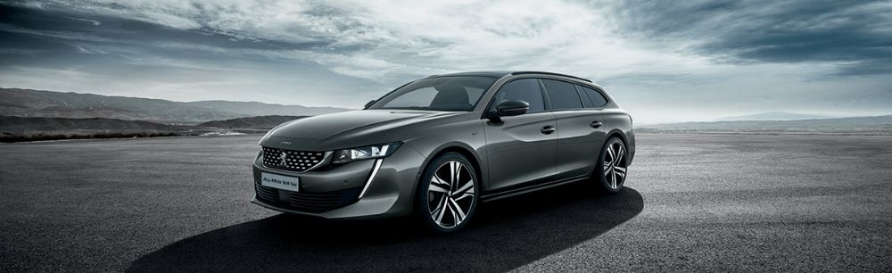 ALL-NEW PEUGEOT 508 SW BRINGS SLEEK STYLE