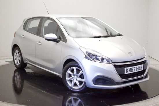 Peugeot 208 ACTIVE BLUE HDI S/S **PCP Special From £152 Deposit £152 Per Month**