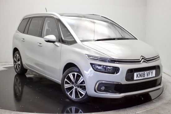 Citroen C4 GR PICASSO FLAIR BLUEHDI SS **PCP Special from £245 Deposit £245 Per Month**