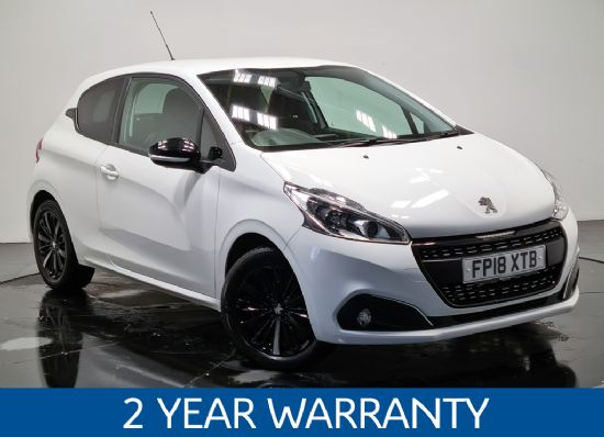 Peugeot 208 BLACK EDITION **PCP FROM £164 DEPOSIT £164 PER MONTH**