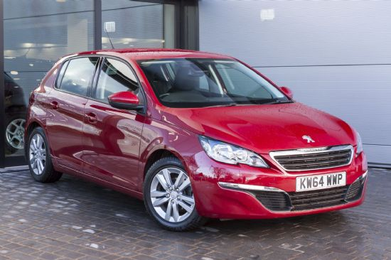 Peugeot 308 ACTIVE HDI **PCP Special from £139 Deposit £139 Per Month**