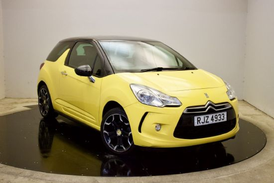 Citroen DS3 DSIGN **HP Special from £98 Deposit £98 Per Month**