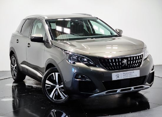 Peugeot 3008 ALLURE BHDI **PCP FROM £259 DEPOSIT £259 PER MONTH**