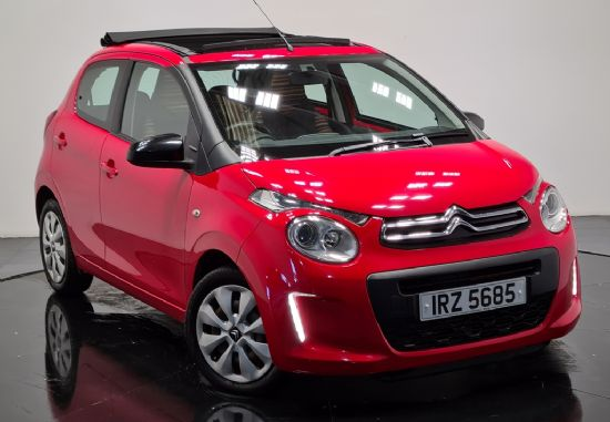 Citroen C1 AIRSCAPE FEEL **£99 DEPOSIT £99 PER MONTH**