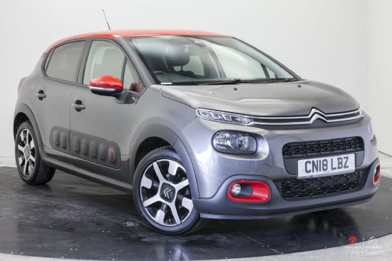 Citroen C3 1.2 Puretech Flair Nav Edition **PCP Special from £169 Deposit £169 Per Month**