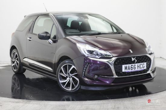 DS3 PRESTIGE 1.6BHDI **PCP SPECIAL FROM £146 DEPOSIT £146 PER MONTH**