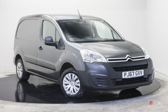 Citroen BERLINGO 850 EN-PRISE BLUEHDI