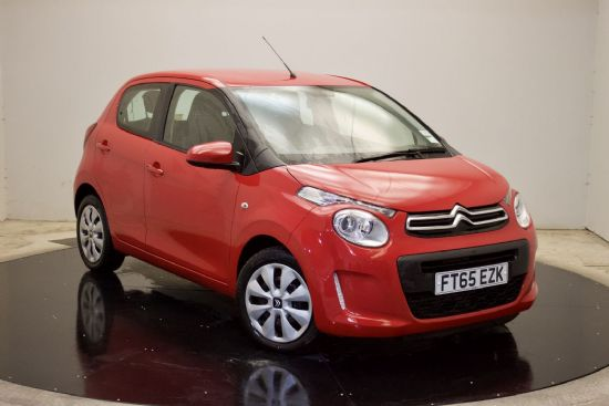 Citroen C1 FEEL PURETECH **PCP Special from £112 Deposit £112 Per Month**