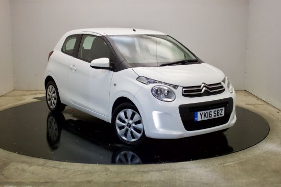 Citroen C1 FEEL **PCP Special from £107 Deposit £107 Per Month**