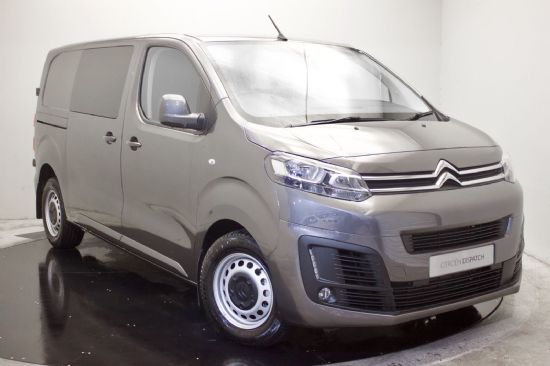 Citroen Dispatch 2.0 BHDi 120 M Ent Crew Van *FREE DELIVERY NI WIDE*