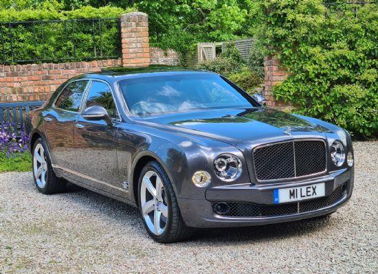 Bentley MULSANNE SPEED V8 AUTO