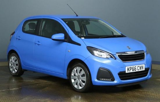 Peugeot 108 ACTIVE **PCP Special from £105 Deposit £105 Per Month**