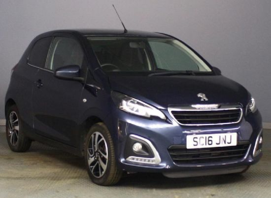 Peugeot 108 ALLURE **PCP Special from £109 Deposit £109 Per Month**