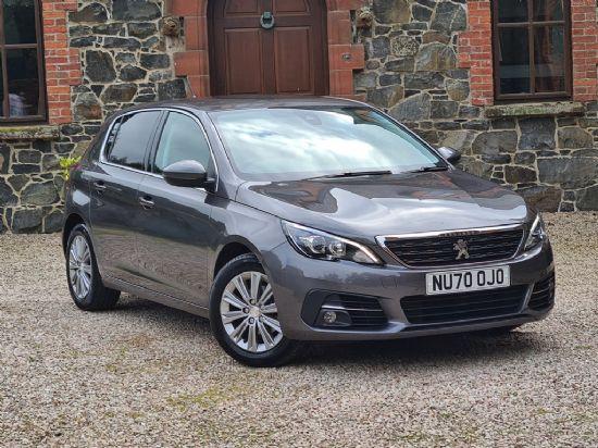 Peugeot 308 1.5BHDI ALLURE DIGITAL **PCP FROM £2499 DEPOSIT £289 MONTH**