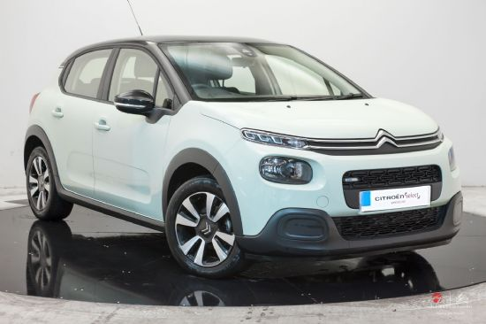 Citroen C3 FEEL PURETECH **PCP Special From £132 Deposit £132 Per Month**