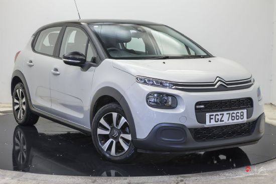 Citroen C3 FEEL PURETECH **PCP Special From £131 Deposit £131 Per Month**
