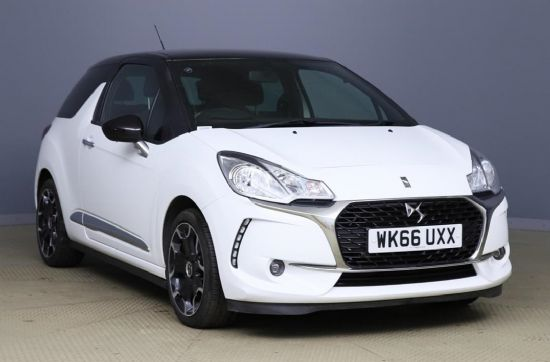 DS3 1.6BHDI Elegance **PCP Special from £149 Deposit £149 Per Month**