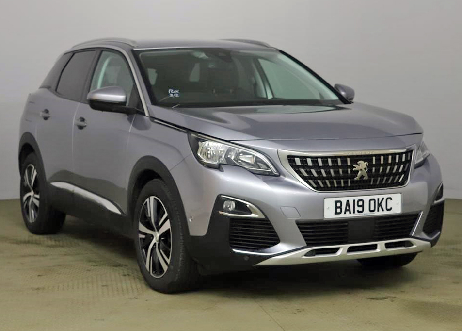 2019 Peugeot 3008 Diesel Manual – Hallidays of Bushmills