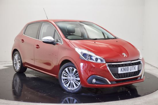 Peugeot 208 ALLURE **PCP Special From £169 Deposit £169 Per Month**