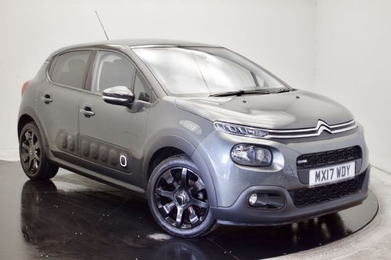 Citroen C3 1.2 110hp FLAIR **PCP Special £169 Deposit £169 Per Month/ PANORAMIC ROOF/ UPGRADE ALLOYS**