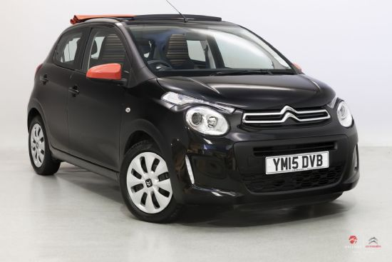 Citroen C1 AIRSCAPE FEEL **£119 DEPOSIT £119 PER MONTH**