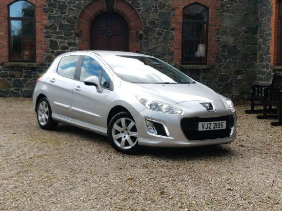 Peugeot 308 ACTIVE NAV VERSION HDI **£110 DEPOSIT £110 PER MONTH**