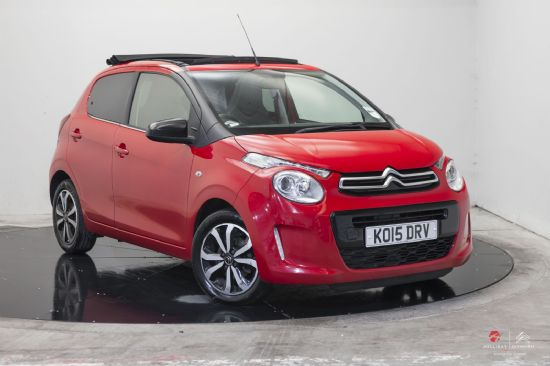 Citroen C1 1.2 FLAIR AIRSCAPE **£112 DEPOSIT £112 PER MONTH**