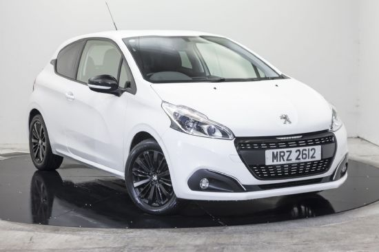 Peugeot 208 BLACK EDITION **PCP FROM £149 DEPOSIT £149 PER MONTH**