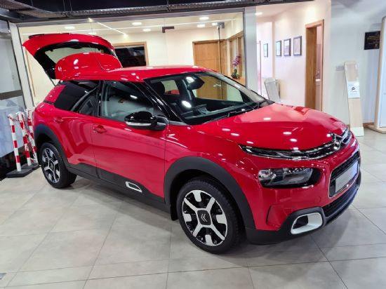 Citroen C4 CACTUS FLAIR BLUEHDI **10% DEPOSIT £274 PER MONTH**