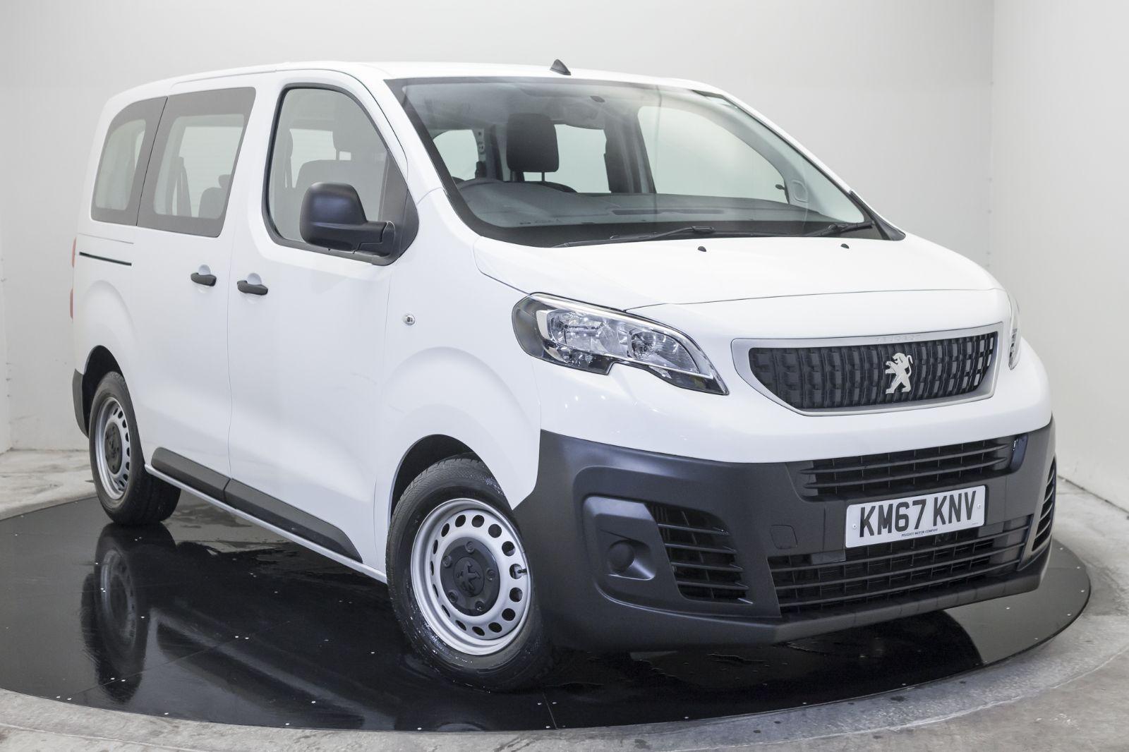Peugeot EXPERT COMBI COMPACT BLUE HDI