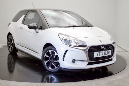 DS3 1.6BHDI Elegance **PCP Special from £139 Deposit £139 Per Month**