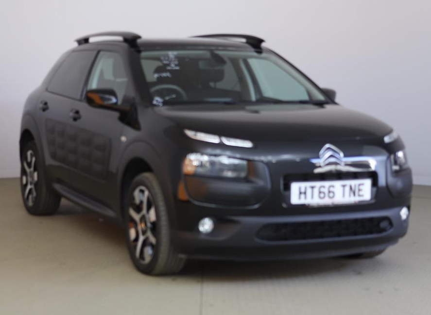 Citroen C4 CACTUS1.6BHDI FLAIR **PCP FROM £159 DEPOSIT £159 PER MONTH**