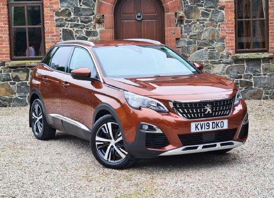 Peugeot 3008 1.5BHDI 130HP ALLURE **PCP FROM £2999 DEPOSIT £339 PER MONTH**