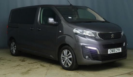 Peugeot TRAVELLER ALLURE STAND BLUEHDI *DUE IN*