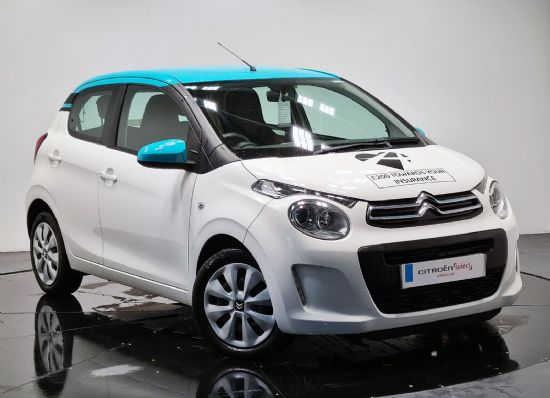 Citroen C1 1.2 FEEL **ZERO DEPOSIT £120 PER MONTH**