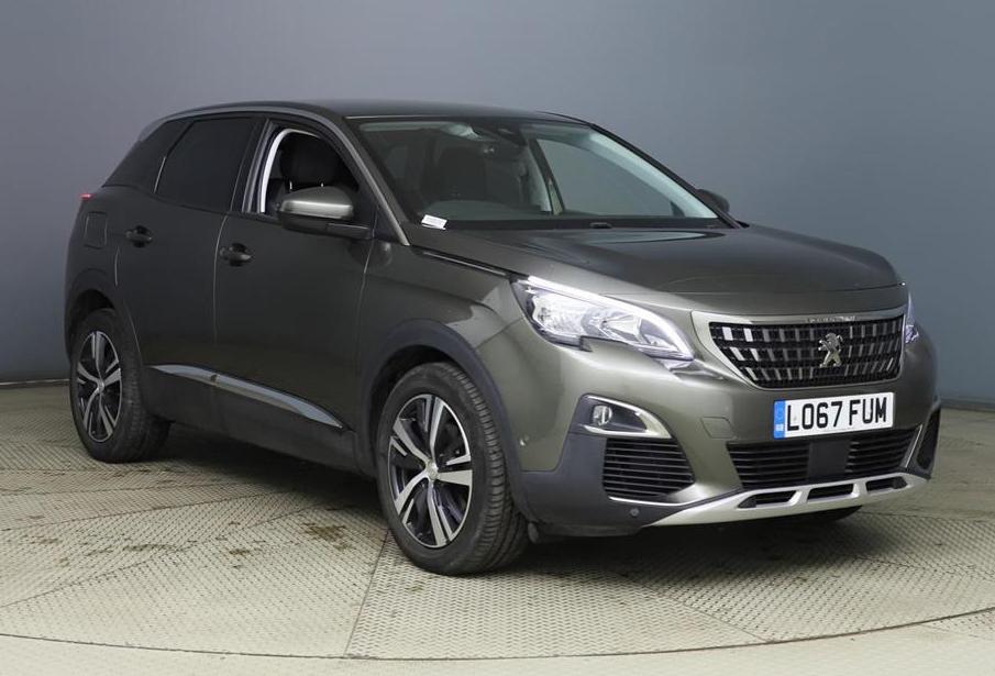 2018 Peugeot 3008 Diesel Automatic – Hallidays of Bushmills