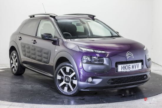 C4 Cactus 1.6BHDi Flair Automatic **PCP Special from £169 Deposit £169 Per Month**
