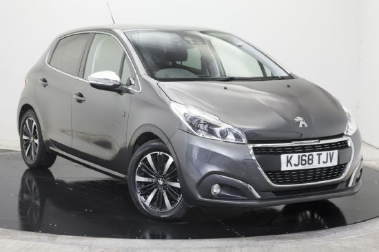 Peugeot 208 TECH EDITION 110bhp **PCP £189 deposit £189 per month**