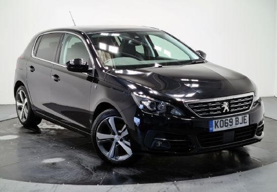 Peugeot 308 TECH EDITION **PCP FROM £249 DEPOSIT £249 PER MONTH**