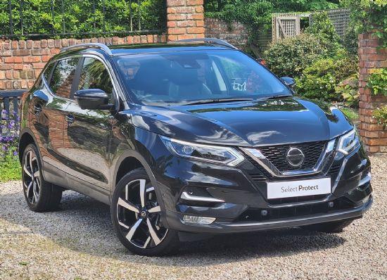 Nissan QASHQAI TEKNA DCI **PCP FROM £999 DEPOSIT £275 PER MONTH**