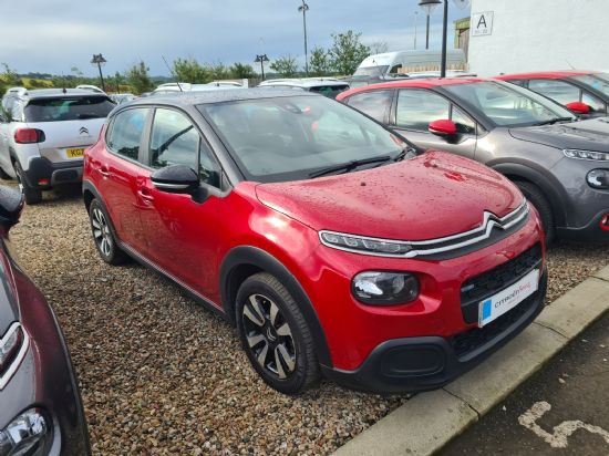 Citroen C3 1.2 FEEL **PCP FROM £139 DEPOSIT £139 PER MONTH**