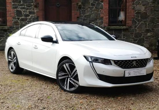 Peugeot 508 GT LINE 2.0 BLUEHDI 160BHP 8SPD AUTO **WITH £1000 FINANCE DEPOSIT CONTRIBUTION**