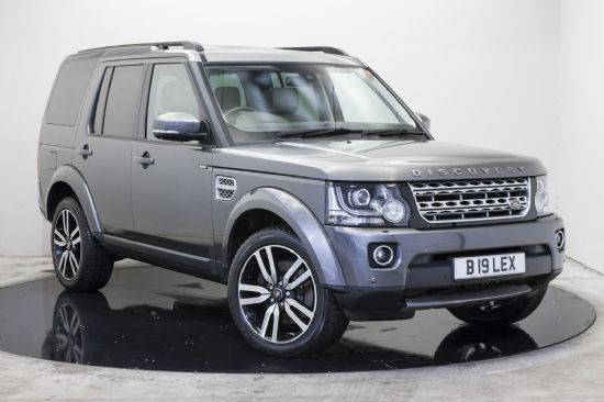 Land Rover DISCOVERY HSE LUXURY SDV6 A