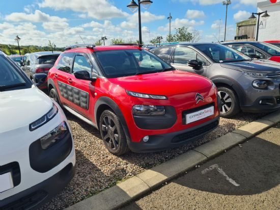 Citroen C4 CACTUS FLAIR BLUEHDI **PCP FROM £139 DEPOSIT £139 PER MONTH**