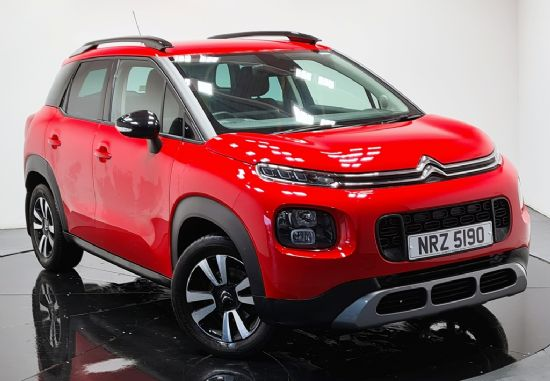 Citroen C3 AIRCROSS 1.2 110HP FEEL AUTOMATIC **PCP FROM £999 DEPOSIT £289 PER MONTH**