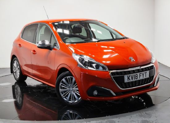 Peugeot 208 1.2 ALLURE **PCP FROM £999 DEPOSIT £199 PER MONTH**