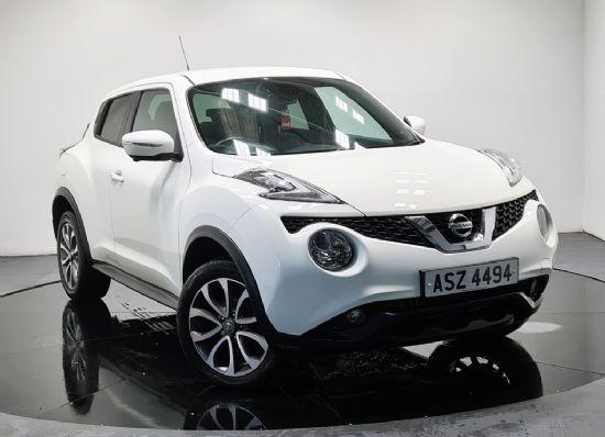 Nissan JUKE TEKNA DCI **PCP FROM £799 DEPOSIT £199 PER MONTH**