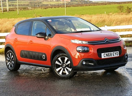 Citroen C3 1.2 FLAIR **PCP Special From £149 Deposit £149 Per Month**